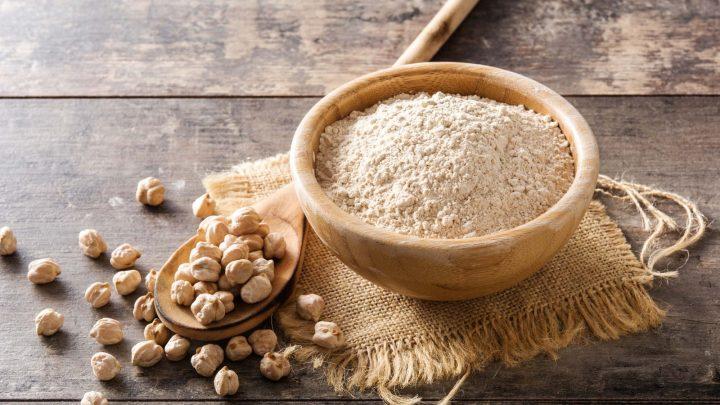 Mąka z ciecierzycy – właściwości, skład i zastosowanie